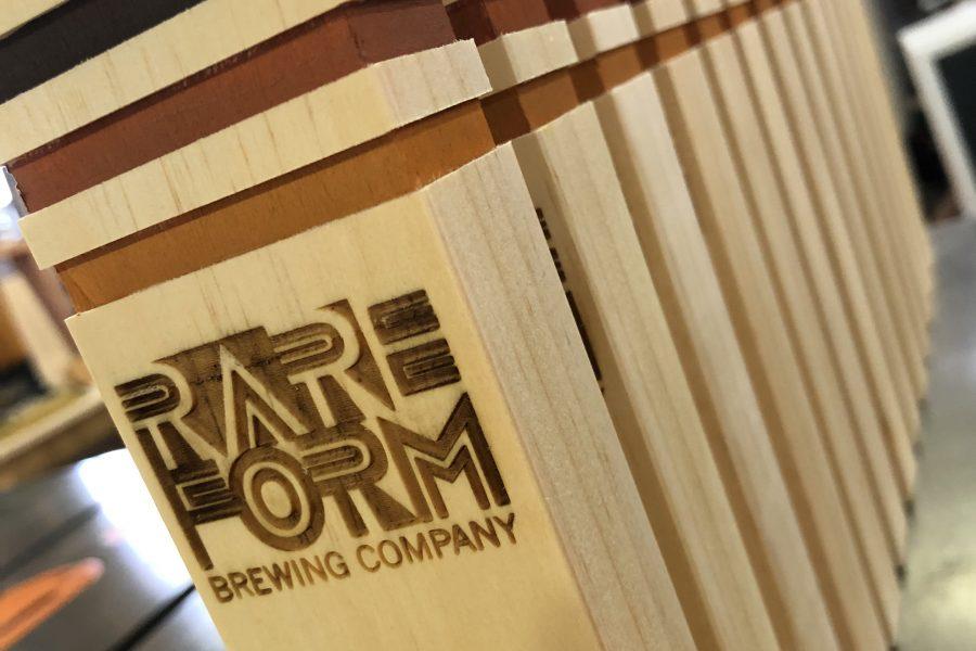 <span>Laser, Wood Working</span>Tap Handles